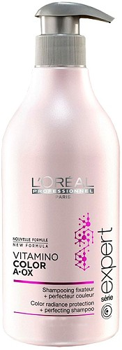 Shampoing Serie Expert Vitamino Color 750 ml