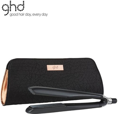 ghd copper luxe platinum styler gift set black pour r sultats de coiffage spectaculaires. Black Bedroom Furniture Sets. Home Design Ideas