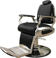 Barburys Arrow Fauteuil Barbier Noir