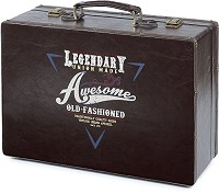 Barburys Legendary Retro Vintage Vanity Case