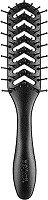 Denman Hyflex Vent Brush D200 7 rangs, gris anthracite
