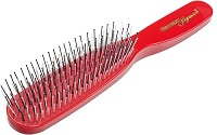 Hercules Sägemann Scalp Brush - Brosse rouge, Nr. 8207