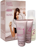 Alfaparf Lisse Design Keratin Therapy Intro Kit 180 ml
