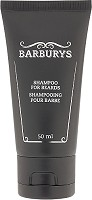 Barburys Shampooing pour Barbe 50 ml