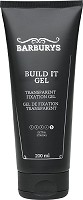 Barburys Built It Gel / Gel Fixant transparent  200 ml