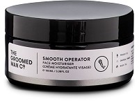 The Groomed Man Smooth Operator Face Moisturiser 100 ml