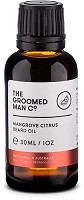 The Groomed Man Mangrove Citrus Beard Oil 30 ml