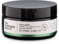 The Groomed Man Man Mint Beard Balm 100 ml