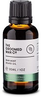 The Groomed Man Man Mint Beard Oil 30 ml