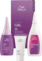 Wella Creatine+ Curl KIT Complet (N) 75 ml+30 ml+100 ml