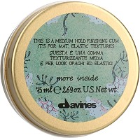 Davines More Inside - Gomme Finish Fixation Moyenne 75 ml