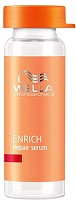 Wella Sérum réparateur Care Enrich 8 x10 ml
