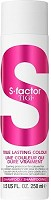 TIGI S Factor True Lasting Colour Shampoo 250 ml