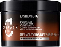 TIGI Catwalk Fashionista Brunette Mask 200 g