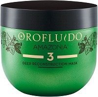 Orofluido Masque Amazonia Step 3 Deep Reconstruction 500 ml