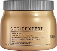 Loreal Absolut Repair Lipidium Masque 500 ml