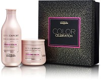 Loreal Coffret Cadeaux Serie Expert Vitamino Color AOX 550 ml
