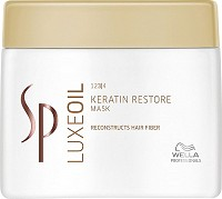 Wella SP Luxe Oil Keratin Restore Masque 400 ml