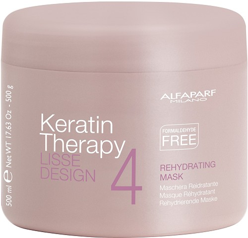 Alfaparf Lisse Design Keratin Therapy Rehydrating Masque