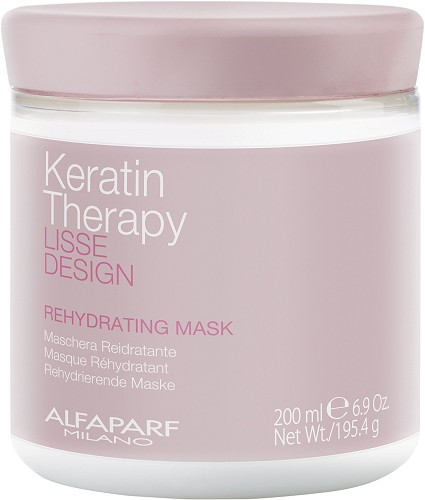 Alfaparf Lisse Design Keratin Therapy Rehydrating Masque 200 g