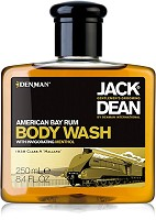 Jack Dean American Bay Rum Body Wash