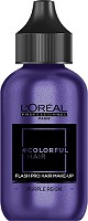 Loreal Colorfulhair Flash Pro Hair Purple Reign